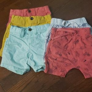 Toddler Boys Short Bundle